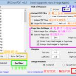 [免費] Image To PDF 圖片轉 PDF,支援多種圖片格式